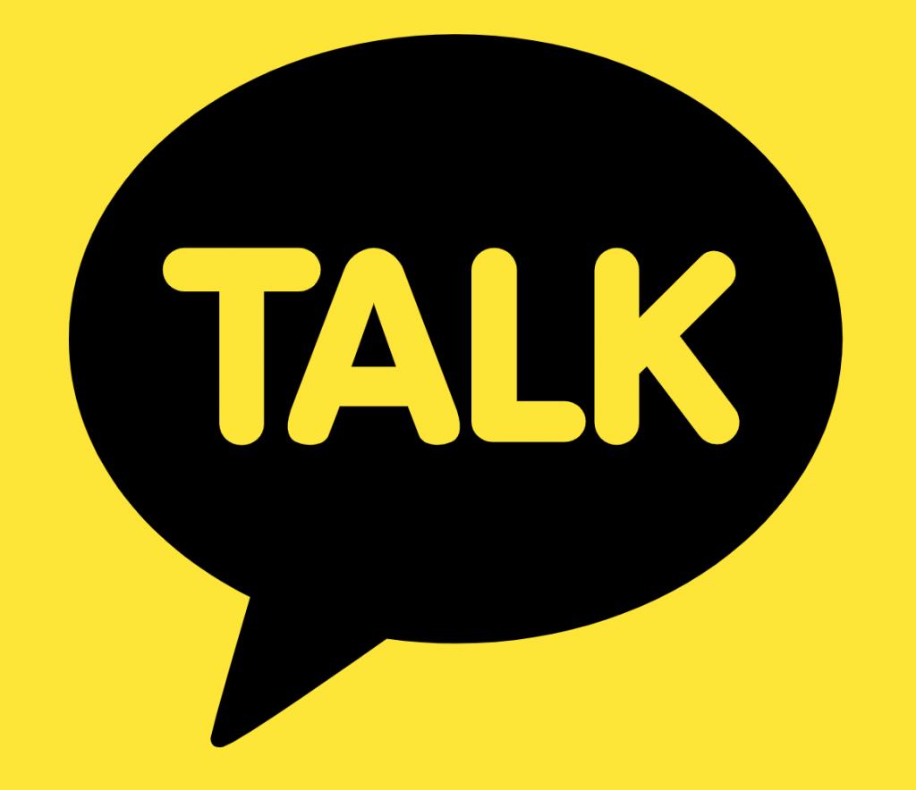 L'icona di Kakao Talk, la chat coreana numero uno