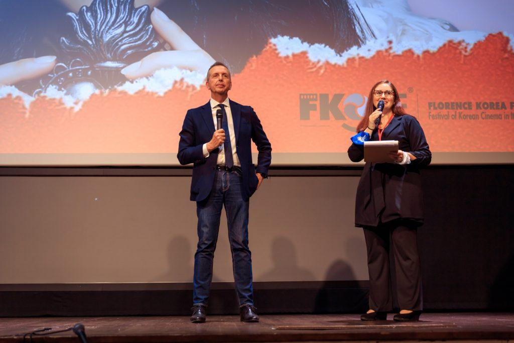 Riccardo Gelli - Korean Film Festival