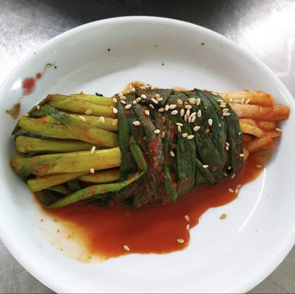 In primavera è tempo di pa kimchi