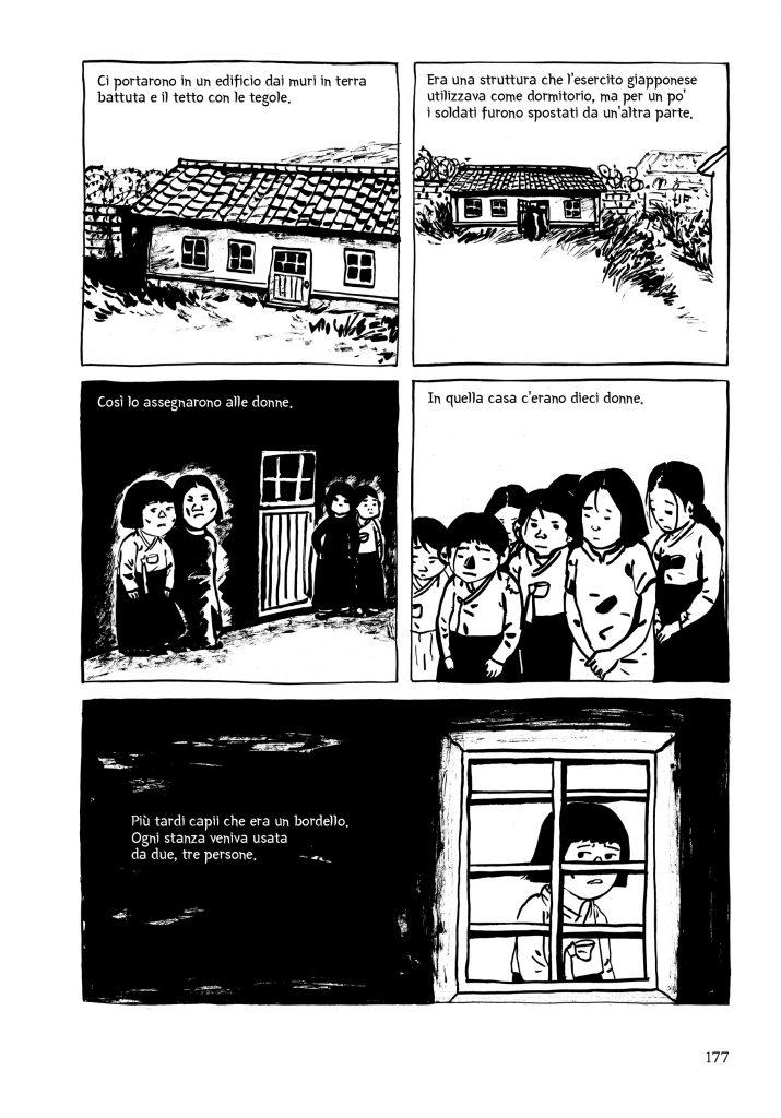 La Malerbe - comfort woman