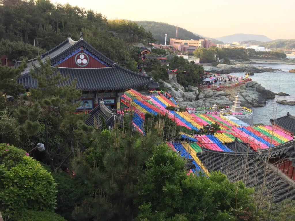 Haedong Yonggungsa Temple a Busan