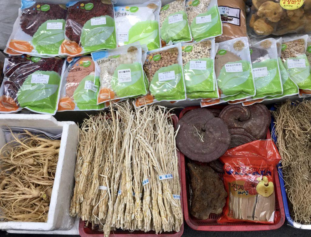 Il Jungang Market di Daejeon, un'altra tappa del nostro Daejeon Best of