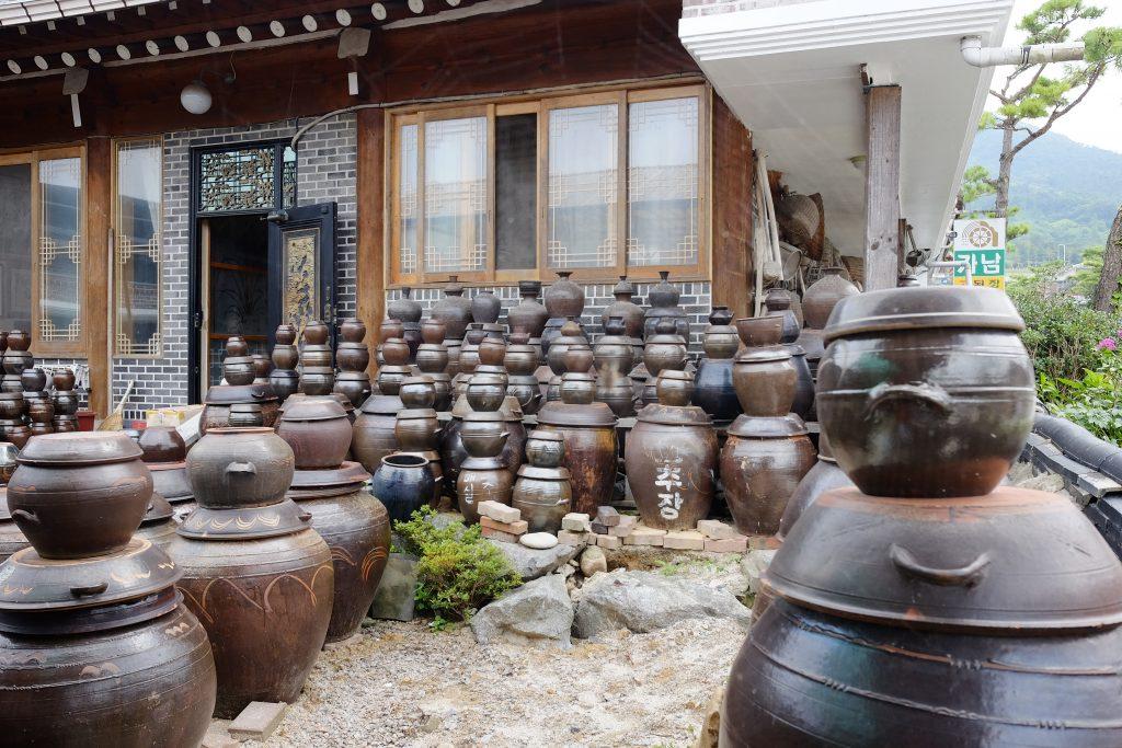 Negli onggi i Jang fermentano