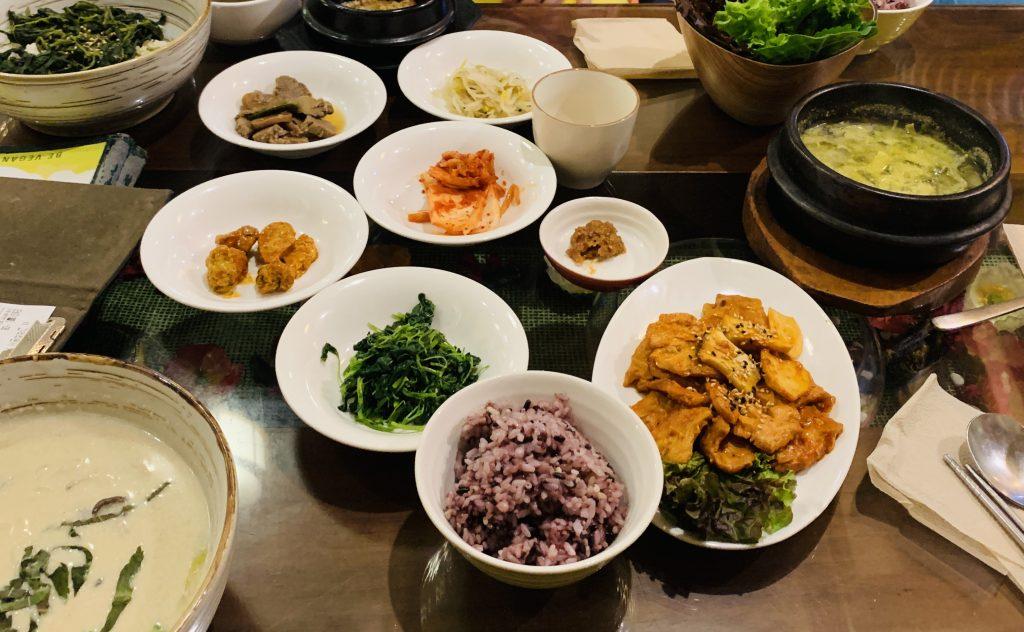 temple food insadong