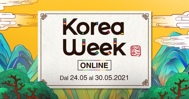Korea week online 2021